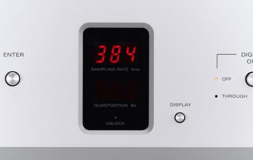 DA-06 384 Sampling rate