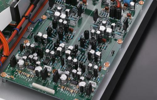 DA-06 Digitaal-analoog converter print
