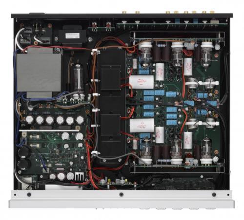 EQ-500 binnenzijde